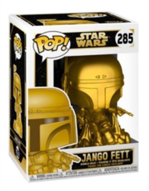 Funko POP! Vinyl: Star Wars - Jango Fett #285