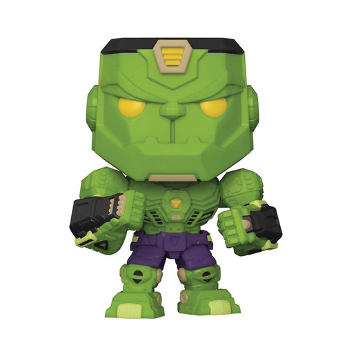 Funko POP! Vinyl: Marvel - Mech Hulk #833