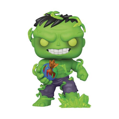 "Funko POP! Vinyl: Marvel Heroes - Immortal Hulk 6"" #840"
