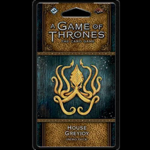House Greyjoy Intro Deck - Game Of Thrones
