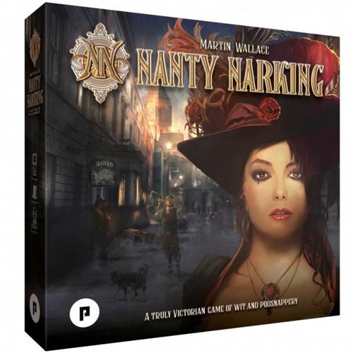 Nanty Narking (retail edition)