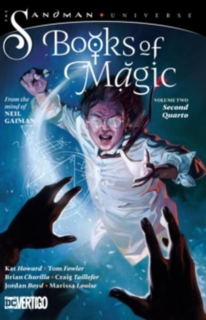 The Books of Magic Volume 2 : Secon Quarto The Sandman Universe