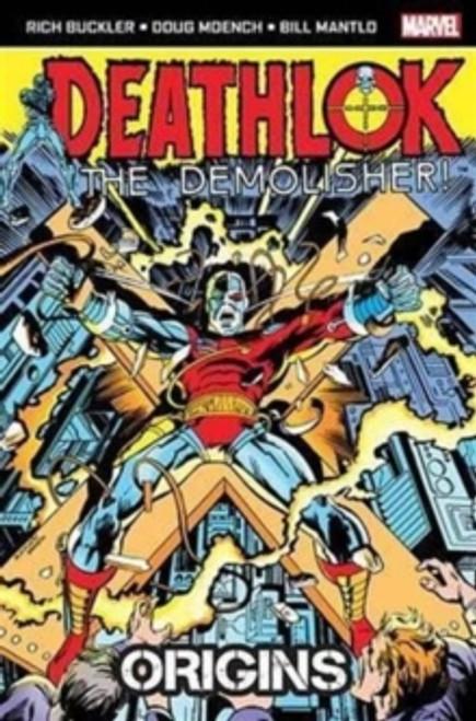 Deathlok the Demolisher: Origins