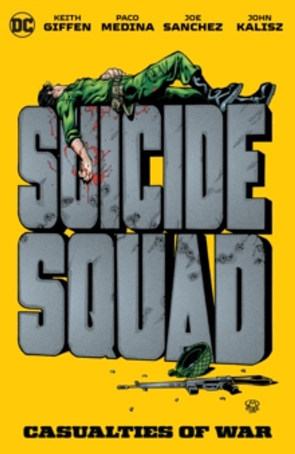 Suicide Squad: Casualties of War