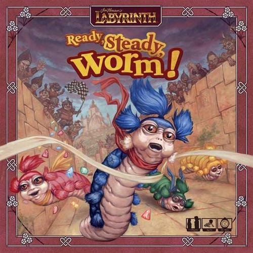 Labyrinth: Ready Steady Worm