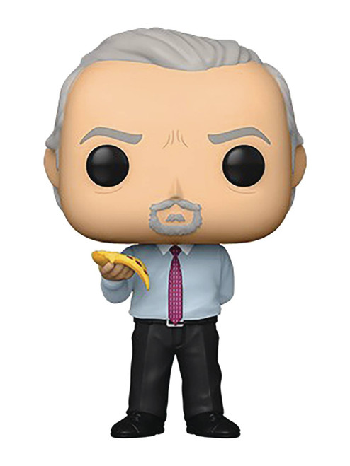 Funko POP! Vinyl: Fast Times Mr Hand With Pizza #955