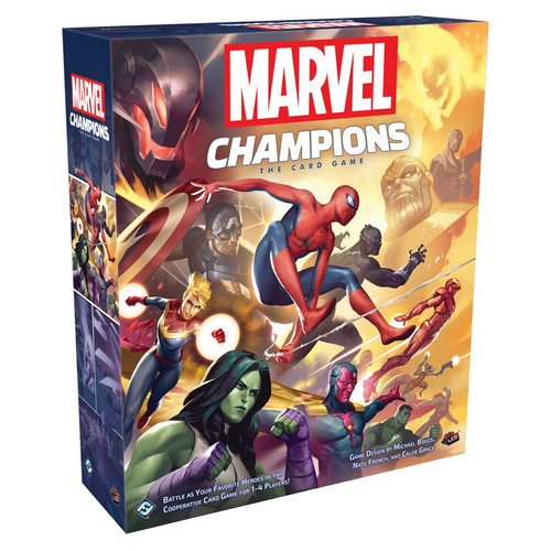 Marvel Champions: The Card Game