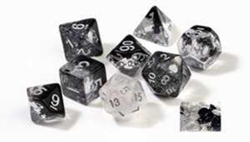 Spades Polyhedral Dice Set - Sirius Dice