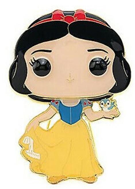 Pop Disney Large Enamel Pin - Snow White