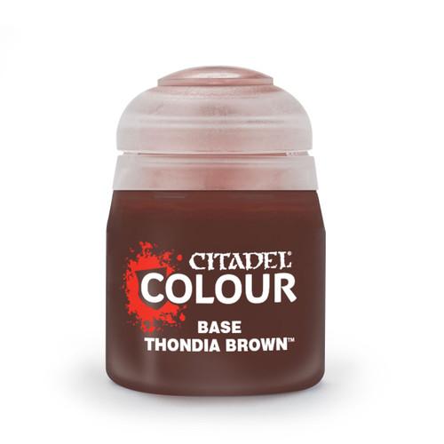 Base: Thondia Brown (12ml) - Pre-Order, released on 03-Jul-2021