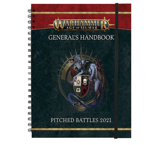General's Handbook: Pitched Battles '21 - Pre-Order, released on 03-Jul-2021