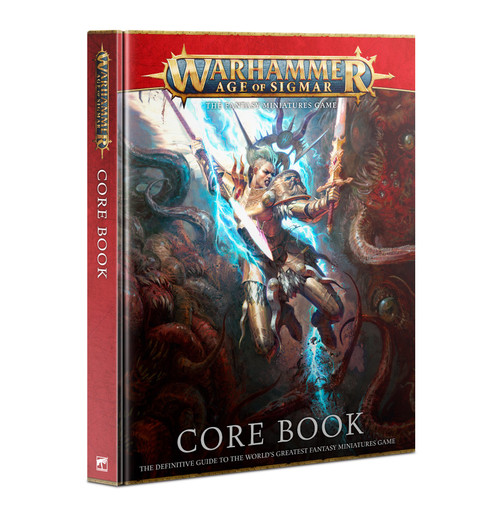 Age Of Sigmar: Core Book - Pre-Order, released on 03-Jul-2021