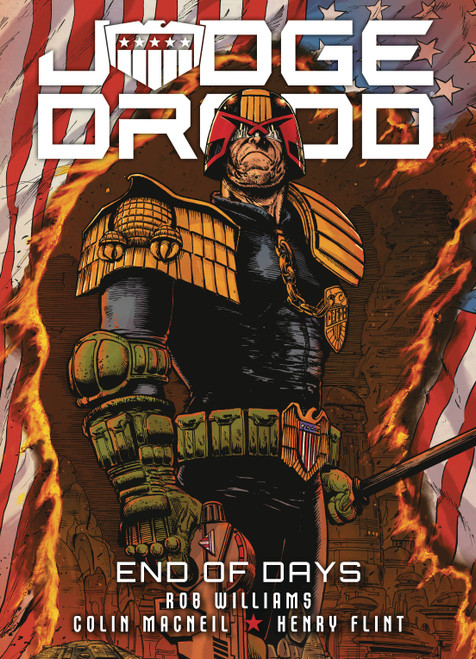 Judge Dredd End Of Days