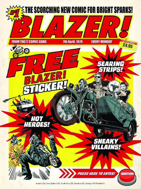 Blazer! Anthology #1
