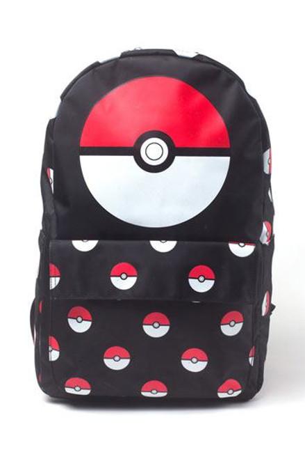 Pokémon Backpack Pokeball