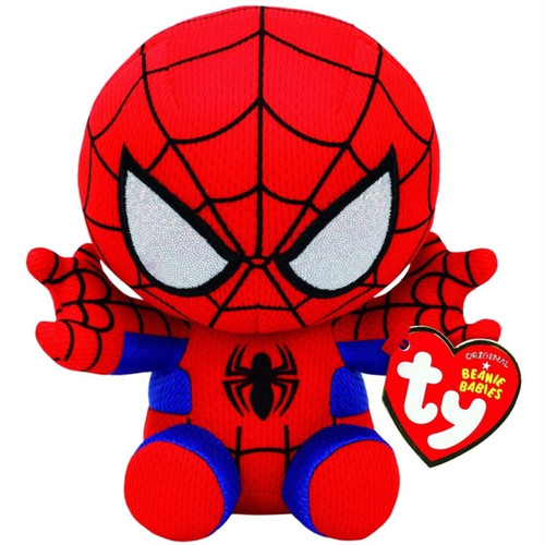"Marvel Spiderman Beanie 6"""