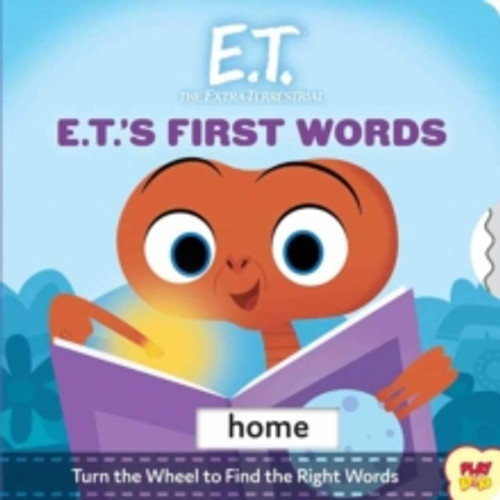 E.T. the Extra-Terrestrial : E.T.'s First Words