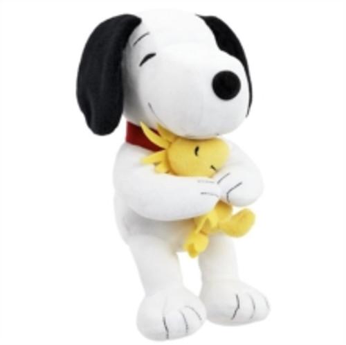 Cuddly Snoopy & Woodstock