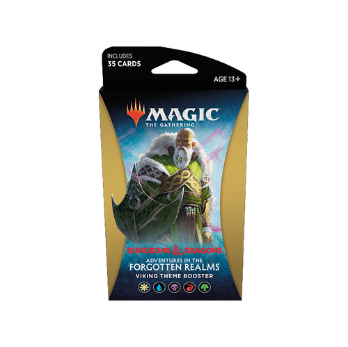 MTG: Adventures in the Forgotten Realms Dungeon Theme Booster