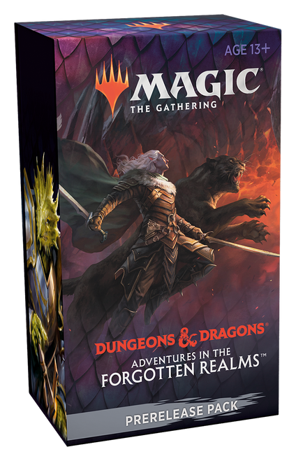 MTG: Adventures in the Forgotten Realms Pre-Release pack