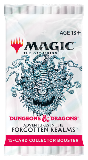 MTG: Adventures in the Forgotten Realms Collector Booster