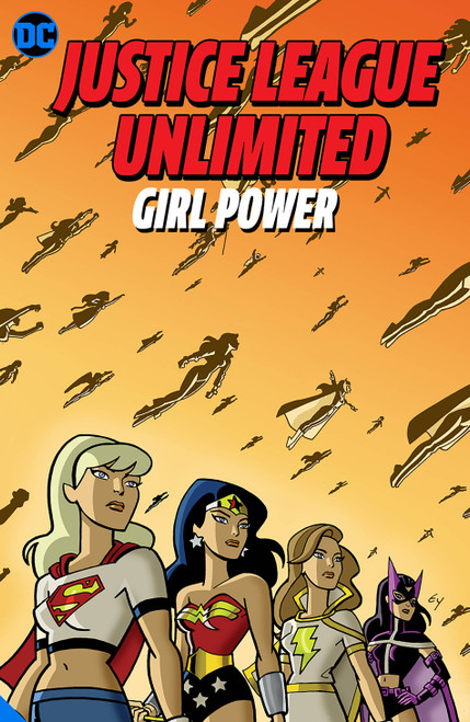 Justice League Unlimited Girl Power