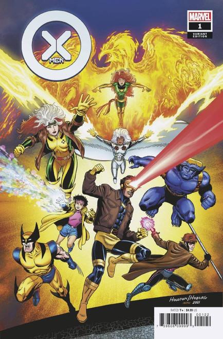 X-Men #1 Houston X-Men 90S Variant