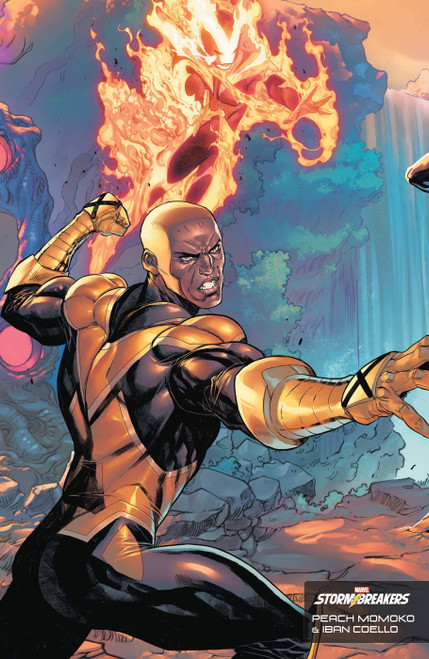 X-Men #1 Momoko Coello Stormbreakers Variant