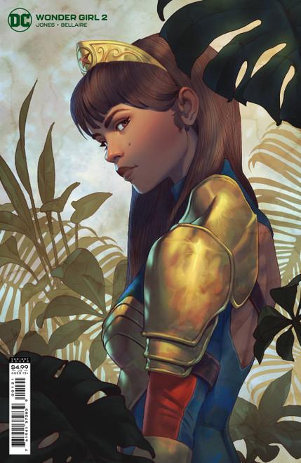Wonder Girl #2 Cvr C Cardstock Murai