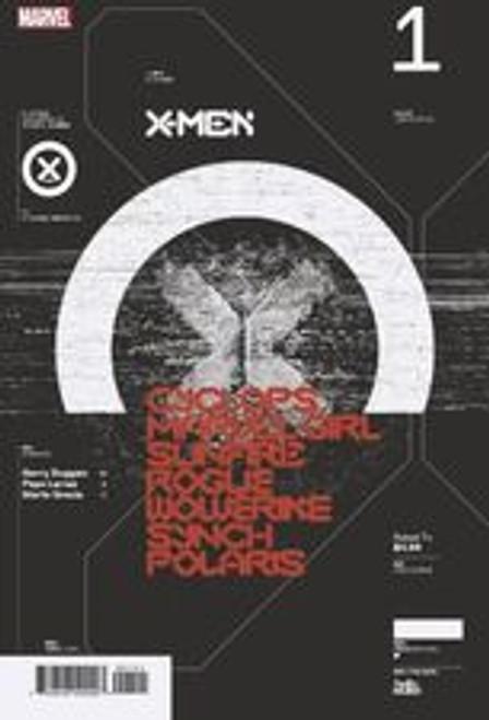X-Men #1 Muller Design Variant