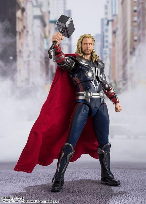 S.H.Figuarts Thor -(Avengers Assemble) Edition- (Avengers)