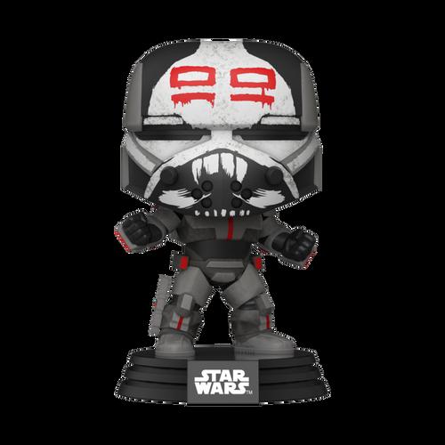 Funko POP! Vinyl: Star Wars: Clone Wars - Wrecker #413