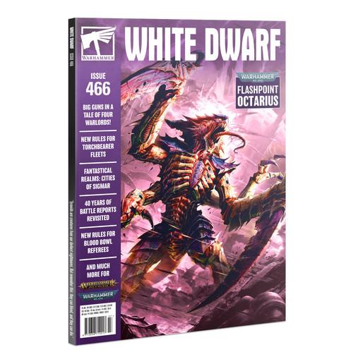 White Dwarf 466 (Jul-21)