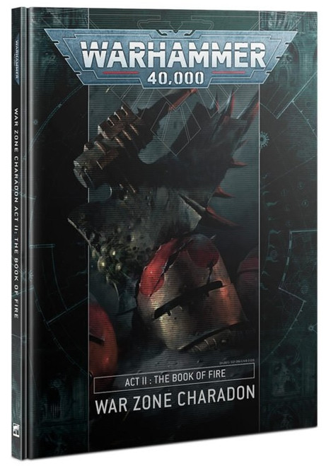 Warzone Charadon: Act II: Book Of Fire