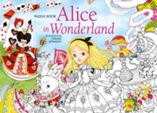 Alice in Wonderland : Puzzle Book