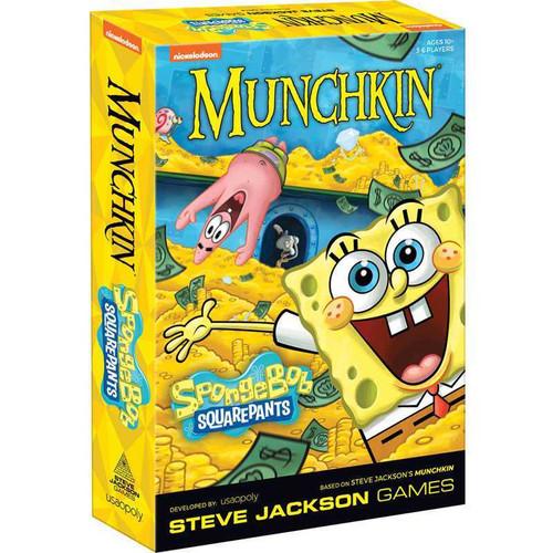 Munchkin: Sponge Bob Square Pants