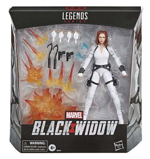 "Marvel Legends Black Widow Movie 6"" Dlx Action Figure"