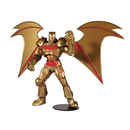 """DC Multiverse 7"""" Scale Hellbat 7"""" Lunar New Year Edition Action Figure"""