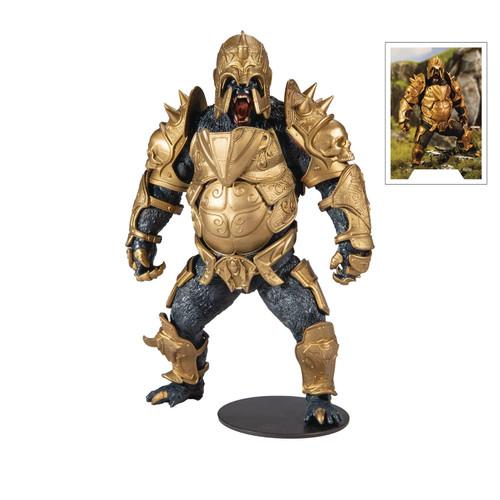 "DC Multiverse 7"" Scale Wv3 Injustice 2 Gorilla Grodd Action Figure"