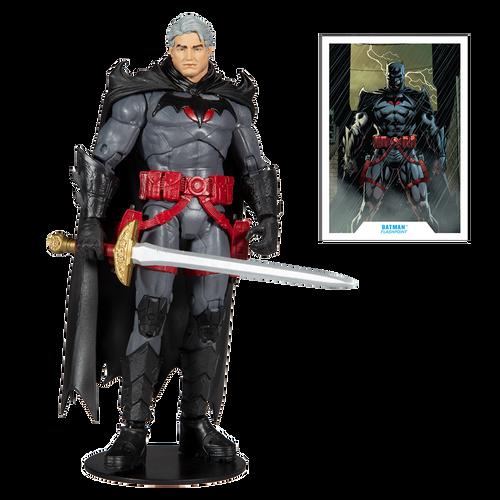 """DC Multiverse 7"""" Scale Flashpoint Batman Action Figure"""