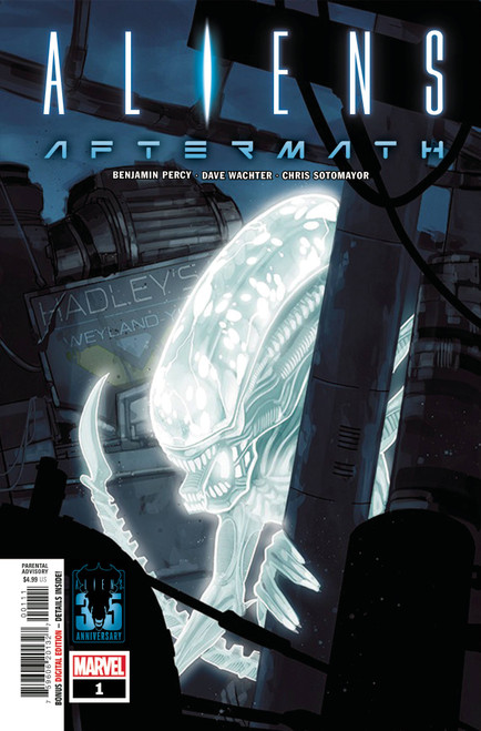 Aliens Aftermath #1