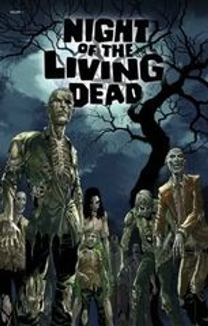 Night Of The Living Dead Signed HC 01
