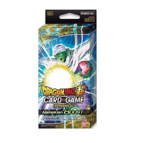 Dragon Ball Super CG: Expansion Set BE18 - Namekian Boost