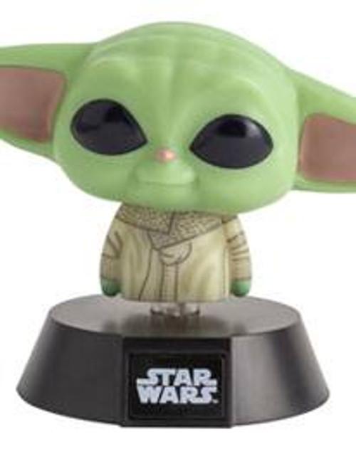 Star Wars The Mandalorian 3D Icon Light The  Child