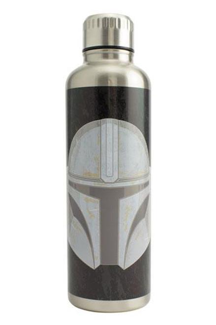 Star Wars The Mandalorian Water Bottle The  Mandalorian