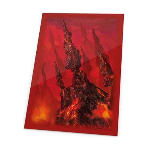 Ultimate Guard Printed Sleeves Standard Size Lands Edition Mountain I (80)