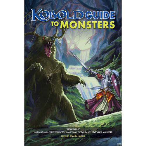 Complete Kobold Guide to Monsters