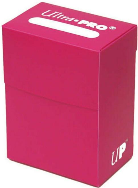 Solid Pink Deck Box Single Unit
