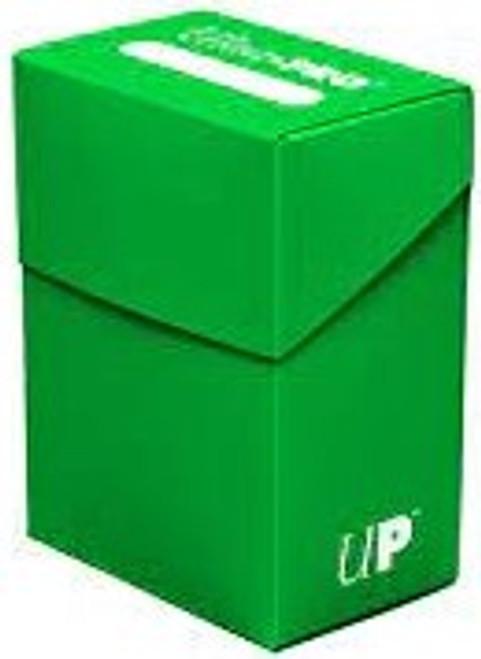 Solid Green Deck Box Single Unit
