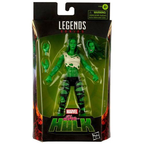 """Marvel Legends 6"""" She-Hulk Action Figure"""